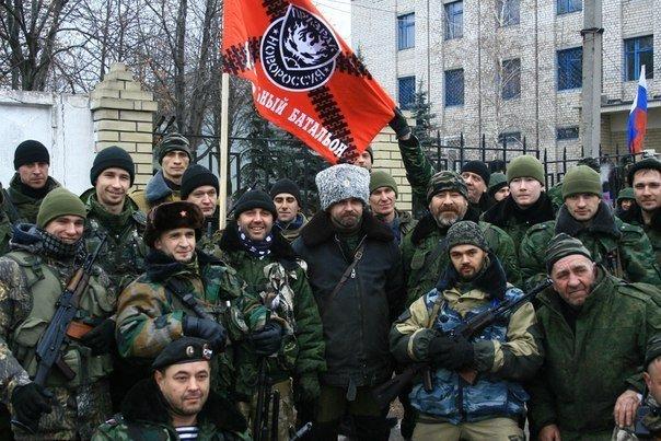 """Бригада """"Призрак"""" вошла в состав армии ЛНР"""