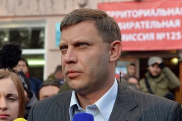 Военную форму на костюм Александр Захарченко сменит только тогда, когда окончательная победа будет за Новороссией.
