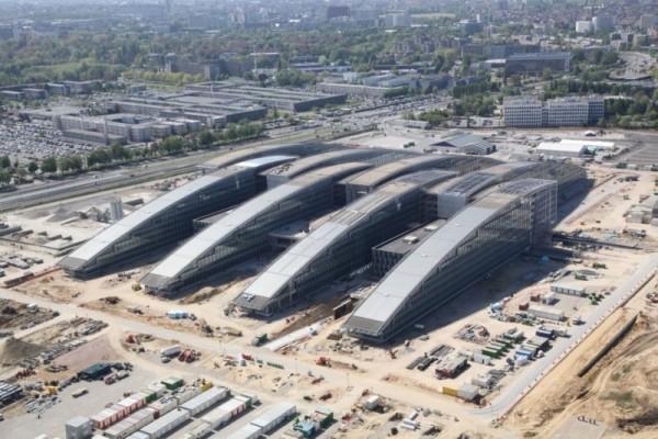 Новое здание штаб-квартиры НАТО