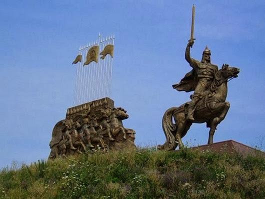 Доспехи и Оружие Древней Руси