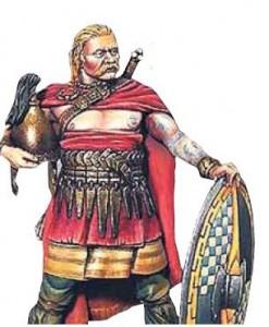 Солить свиное сало праславян научили галлы, добравшиеся во II в. до. н.э. до территории нынешней Галичины