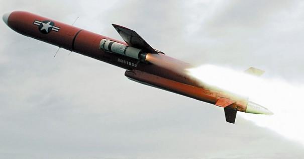 Ракета-мишень BQM-74.