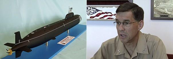 Начальник подразделения разработки подводных лодок командования военно-морских систем ВМС США (NAVSEA) контр-адмирал Дэйв Джонсон распорядился поставить в своем кабинете модель АПЛ «Северодвинск». «Я должен видеть модель этой АПЛ каждый день, – говорит он. – В лице этой субмарины мы столкнемся с жестким оппонентом».