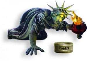 Жизнь после доллара: мир охватят глобальные потрясения