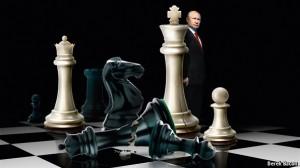 Россия переигрывает Запад