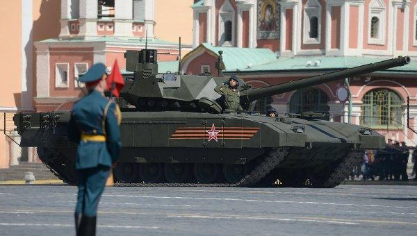 """Германия и Франция строят новый танк, пытаясь догнать """"Армату"""""""