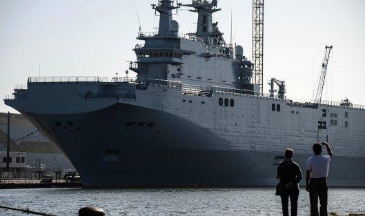 """Деньги вместо """"Мистралей"""": Россия решила судьбу вертолетоносцев"""