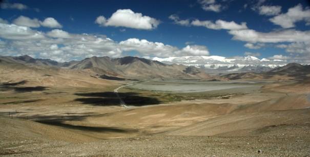 Karakorum-xinjiang-mountains