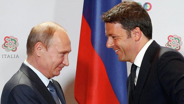Владимир Путин в Италии обсудил Украину, санкции и отношения с G7