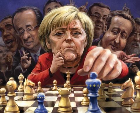 Запад рискует получить шахматной доской по ушам