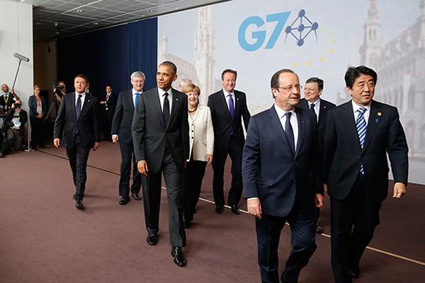 Большая единица: без России мнение G7 слушать никто не будет