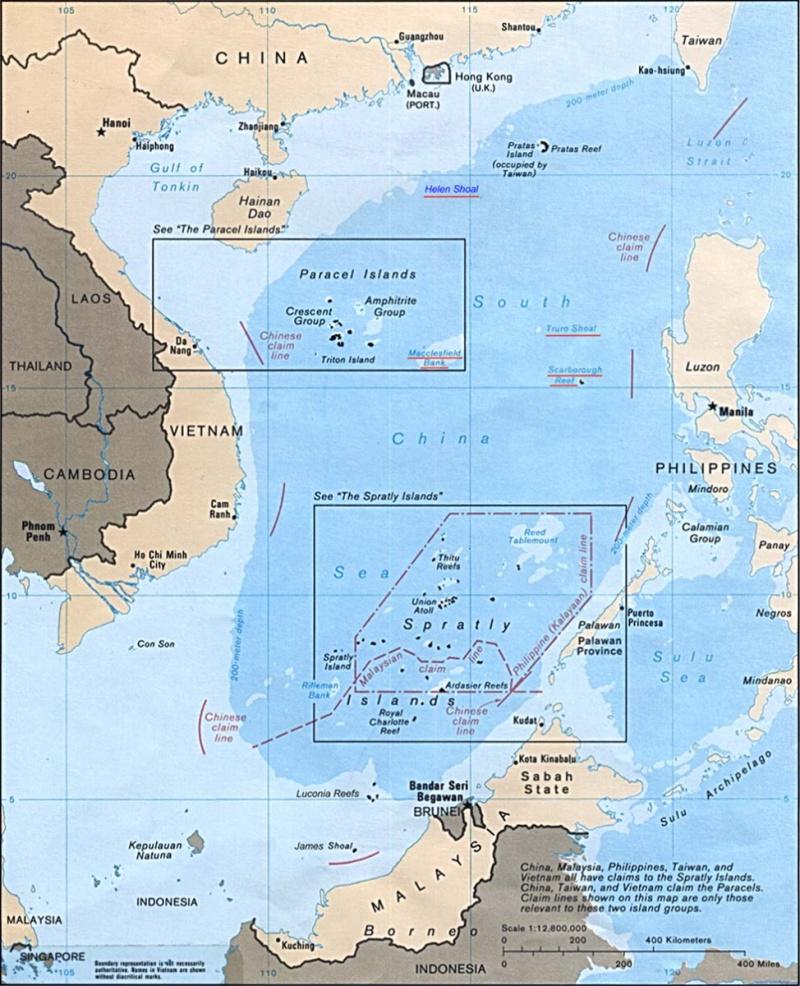 Southchina-sea