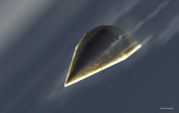 hypersonic-technology-vehicle-2-darpa-art