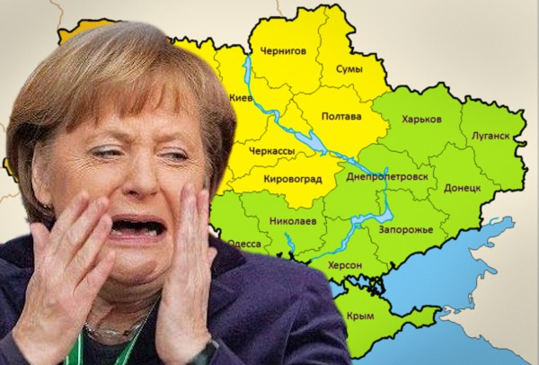 У вас не Крым уплыл, а Украина отвалилась