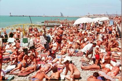 Украинские СМИ пытаются сорвать курортный сезон в Крыму и Сочи заказной «чернухой»