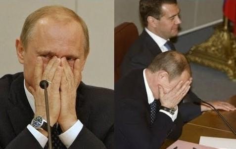 Владимир Путин: «флаг конфедерации моя идея»