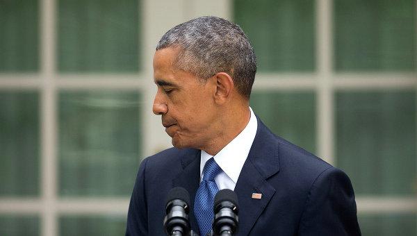 Барак Обама имеет твердую поддержку только у четверти американцев