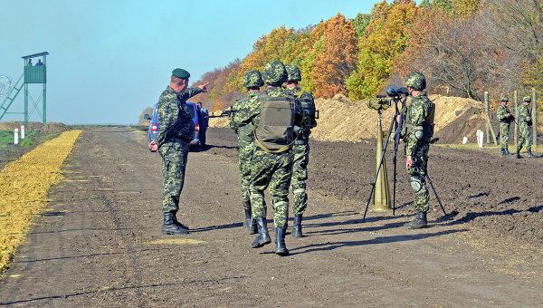 Погранслужба Украины отрицает причастность к стрельбе по россиянам