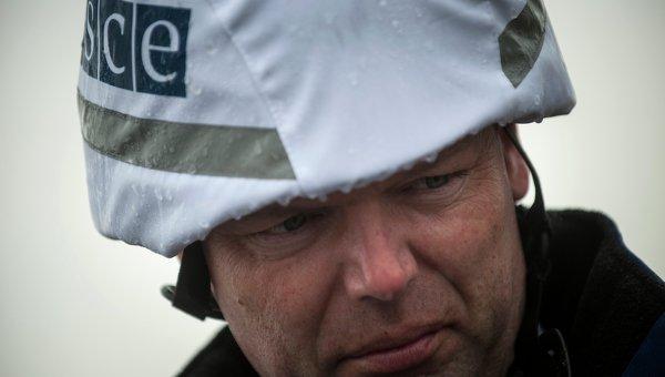 С чего бы это у ОБСЕ на Украине наступило внезапное прозрение?