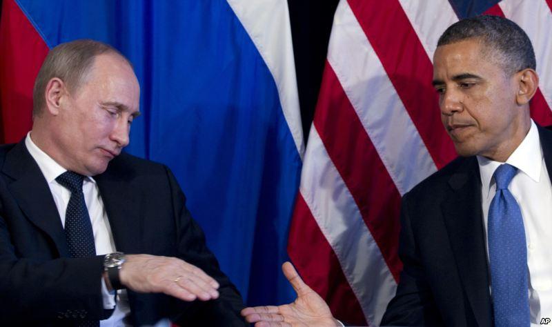 Путин изолирует Америку — не без помощи Обамы