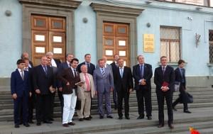 Французские депутаты-визитеры: Крым российский, все по закону!