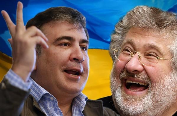 Саакашвили объявил Коломойскому войну за порт