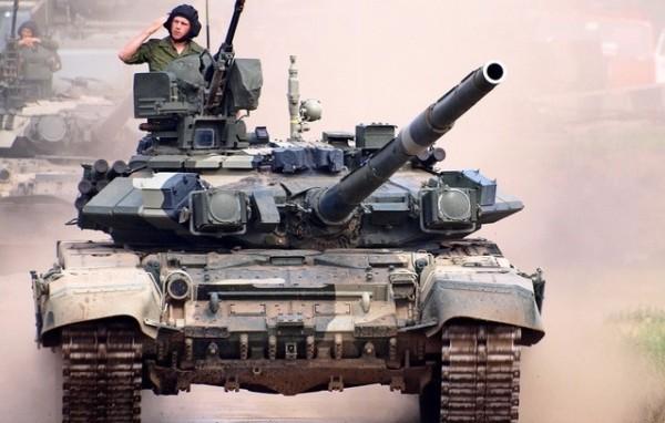 """""""Танковая и общевойсковая армии – ответ России на приближение НАТО к границам"""""""