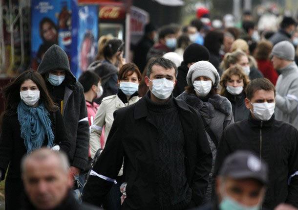 Эпидемии поглощают Украину