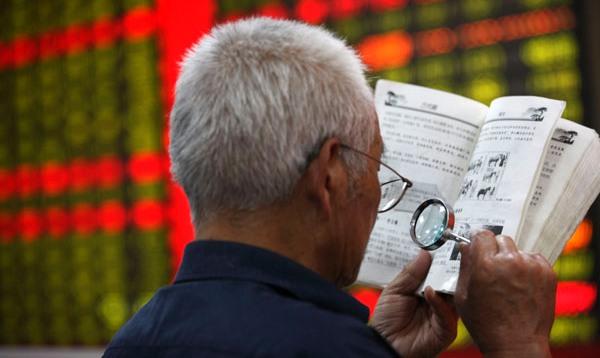 Падение китайского рынка за 2 месяца стало максимальным с 2008 года