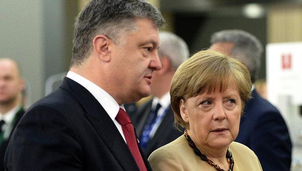 Frankfurter Allgemeine: в Киеве подозревают Запад в сговоре с Москвой