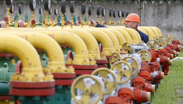 """""""Газпром"""" назвал сумму долга """"Нафтогаза"""" за поставки газа в Донбасс"""