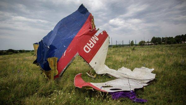 Запад скрыл важные данные о полетах над Украиной до крушения MH17