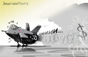 """в бою российские истребители """"разорвут на куски"""" F-35 США"""