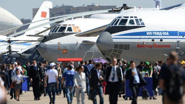 МАКС-2015 подтвердил ключевые позиции России на рынке авиационной и космической техники