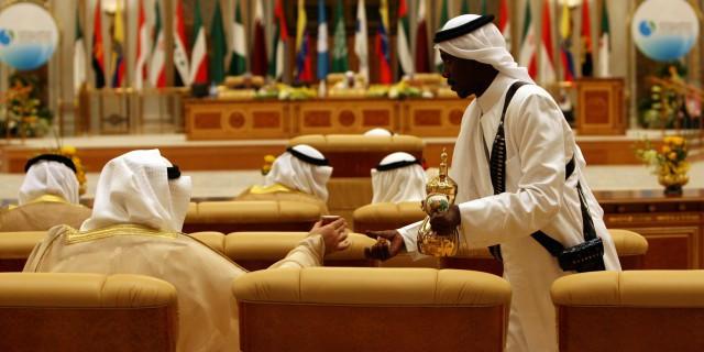 Саудовской Аравии грозит восстание на встрече ОПЕК?