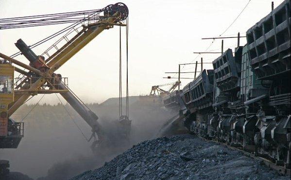 Украина возобновила импорт угля из России