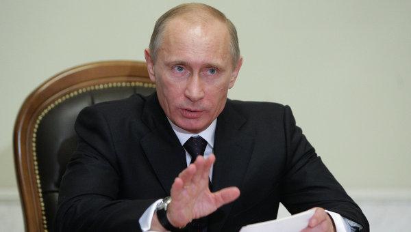 Путин выразил обеспокоенность действиями ВСУ в Донбассе