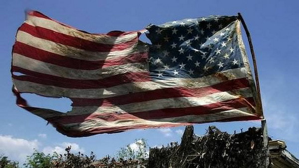 С США все кончено: дряхлеющий людоед в цифрах и фактах