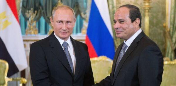 Путин-и-Египет