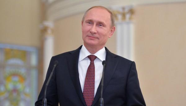 Путин 85