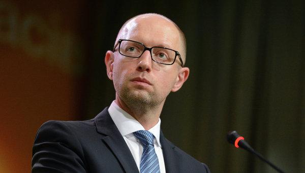 """Яценюк """"четко заявил"""" о намерении вернуть украинский флот в Крым"""