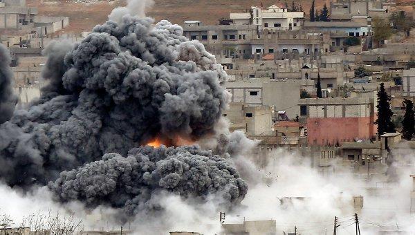 Почему Россия имеет право наносить авиаудары по позициям бандитов в Сирии