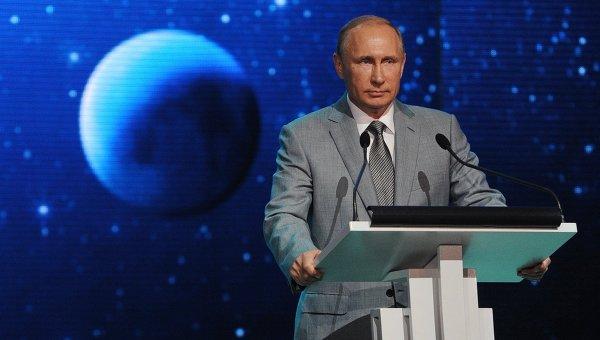 "Путин объяснил ученику центра ""Сириус"" ситуацию вокруг курса рубля"