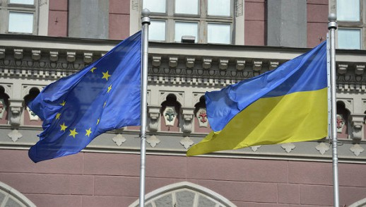 Украина удивляет Евросоюз