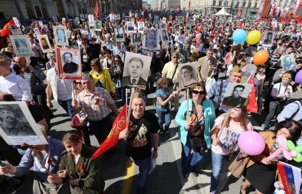 В России и во всем мире отмечают 70-летие со дня окончания Второй мировой войны