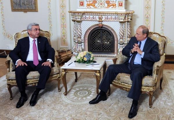Россия предоставила Армении скидку на газ в размере $25