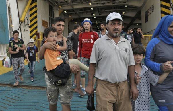 Швеция отказалась принимать беженцев, направляющихся в страну из Дании
