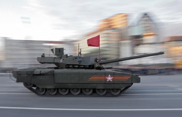 Грозный «Владимир» и несокрушимая «Армата»: основные боевые танки России