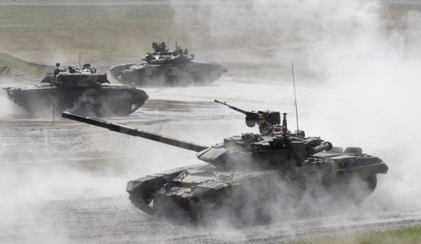 """Т-90 """"Владимир"""""""