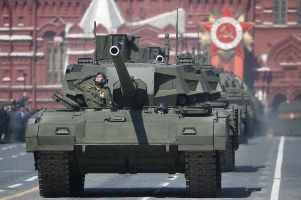"Т-14 ""Армата"""